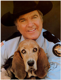 "Roscoe P. Coltrane and ""Flash"""