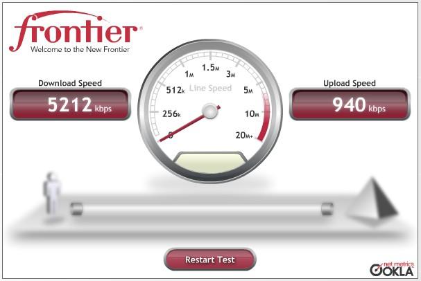 Speed Test Frontier >> Hi Speed Internet Internet Speed Test Frontier