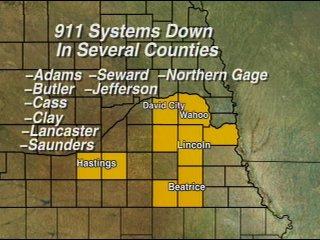 Windstream Suffers Major Landline Failure in Nebraska