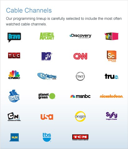Open Sezmi: DVR + Local TV, Popular Cable Channels for $20 a