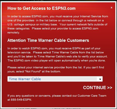 How do you determine whether a channel is HD or not on Time Warner Cable?