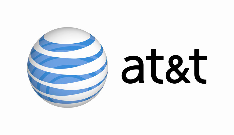att logo AT&T has sold 6.4 million smartphones this quarter