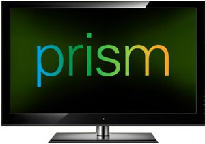 Prism is CenturyLink's fiber to the neighborhood service, similar to AT&T U-verse. It is getting only a modest expansion in 2014.