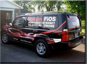 Verizon FiOS is coming to Fire Island.