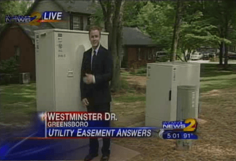 U-verse cabinets often make the evening news when they are plunked down in your front yard. With statewide video franchise laws, you and your local community leaders no longer have a say.