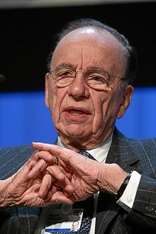 Murdoch: The next owner of CNN?