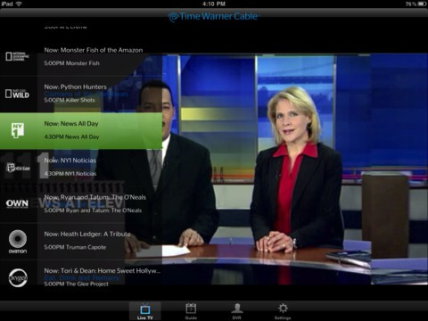 Oceanic Time Warner Cable Subscribers Finally Get Twcable