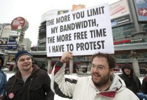 internet limit