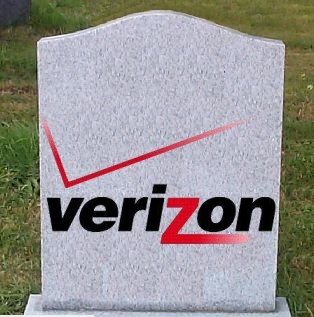 Is Verizon planning on selling off its wireline networks?