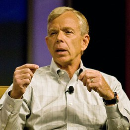 Verizon CEO telegraphed his plans to dump rural landline service last summer.