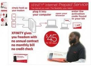 activate my modem comcast xfinity