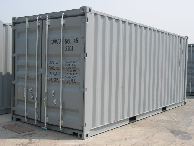 A minimum order for a Chinese exporter typically needs to fill at least one shipping container.