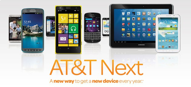 A new way for AT&T to end phone subsidies.