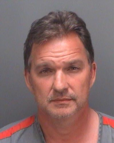 Pinellas County Sheriff's Office released this mug shot of Leonard I. Solt, 49, of Land O'Lakes, one of three people accused of defrauding the federal Lifeline program out of more than $32 million.