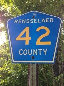 Rensselaer sign