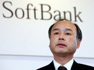 SoftBank son