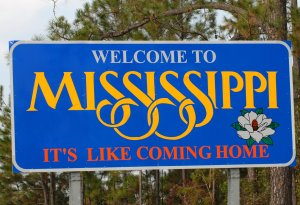 Mississippi-welcome