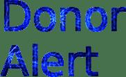 donor alert