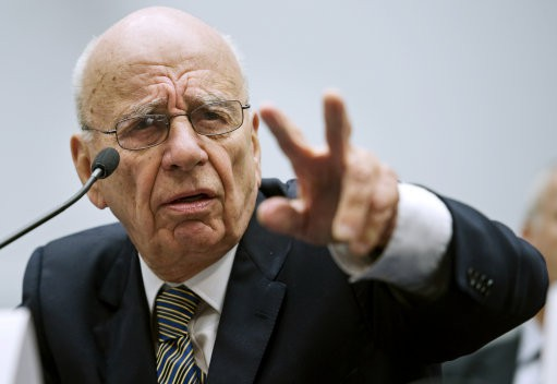 Rupert Murdoch is grasping for Time Warner (Entertainment).