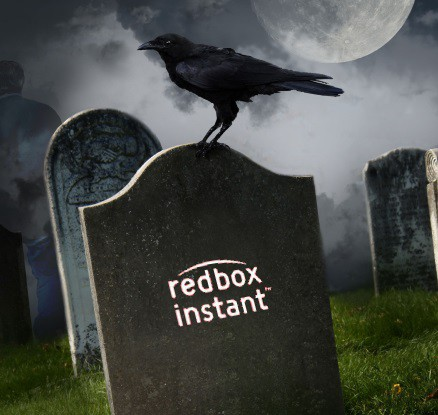 Rumors abound of the imminent death of Redbox Instant.