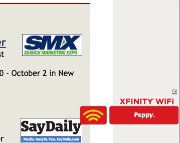 xfinity wifi peppy