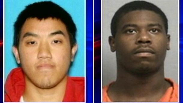 Vincent Sisounong and Blessing Gainey were charged with attempted murder.