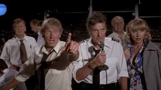 airplane panic