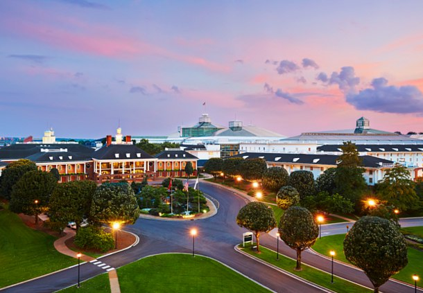 Marriott's Gaylord Opryland Resort made sure it had a corner on the Wi-Fi market by blocking the competition and charging $250-1,000 to win access to the hotel's Wi-Fi.