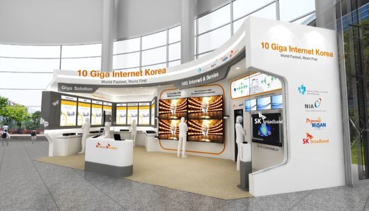 South Korea Prepares for 10Gbps Broadband