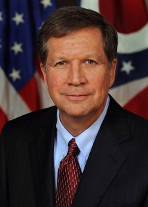 Ohio Gov. John Kasich is threatening to veto the state's Agriculture Bill if it reaches his desk with telecom deregulation inserted as an amendment.