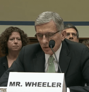 Wheeler at this morning's hearing.
