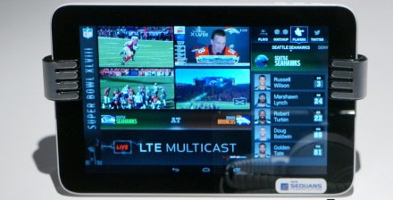 Verizon Wireless Multicast