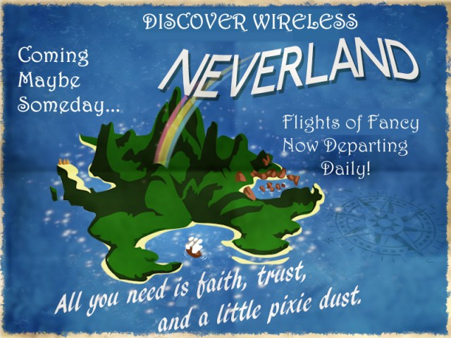 wireless neverland