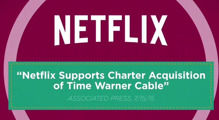 netflix charter