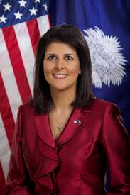 Gov. Haley