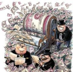 Licensed to print money