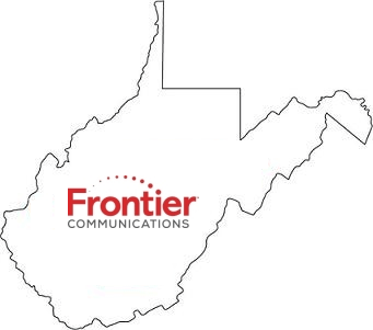 Frontier is the dominant phone company in West Virginia.