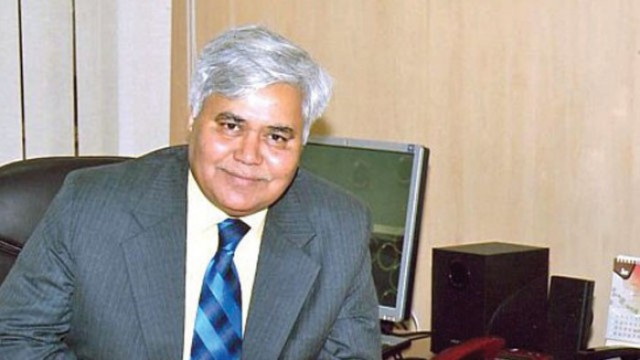TRAI Chairman R.S. Sharma