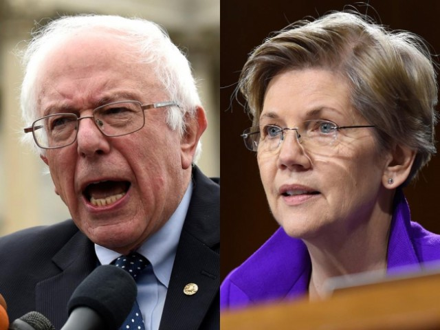 Sens. Sanders and Warren