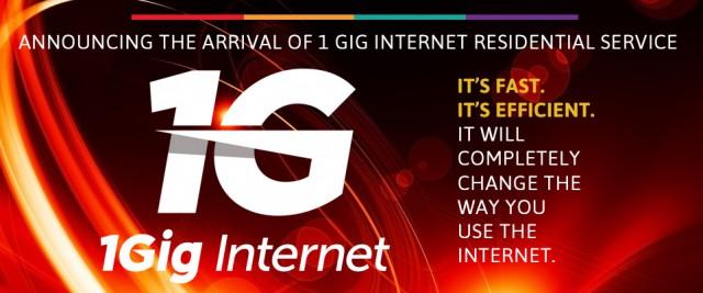 Mediacom gigabit