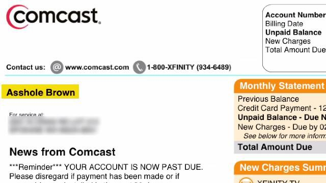 Comcast has bigger problems than overbilling.