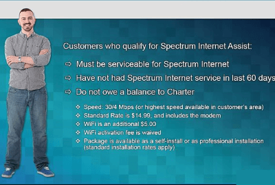 spectrum assist