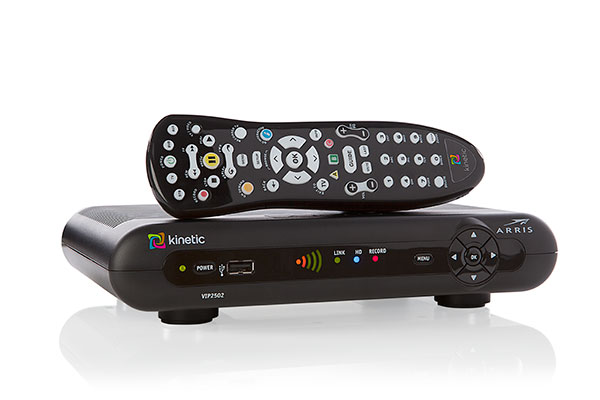 Kinetic TV's Whole House DVR