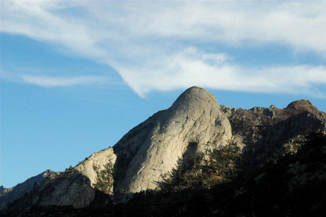 Organ Mountains, N.M.