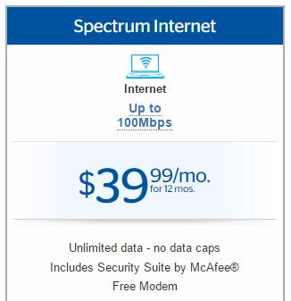 spectrum-internet