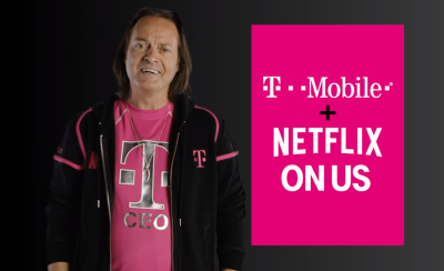 T mobile giving away free netflix to its one family plan for Wind mobile family plan