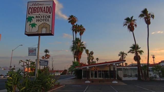 Renting you may lose free spectrum cable tv over for Historic coronado motor hotel