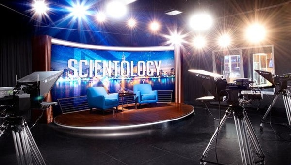 Church of Scientology Launching New Cable TV Network Tonight ·