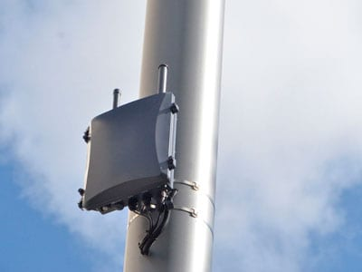 San Jose Leverages Light Pole Small Cell Deal With AT&T