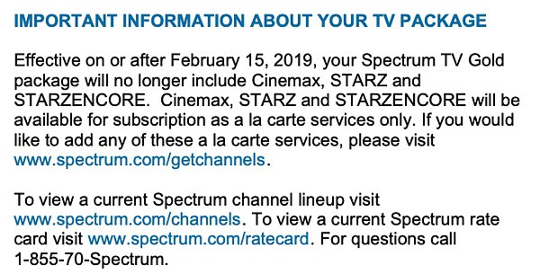 Spectrum cable Archives · Stop the Cap!